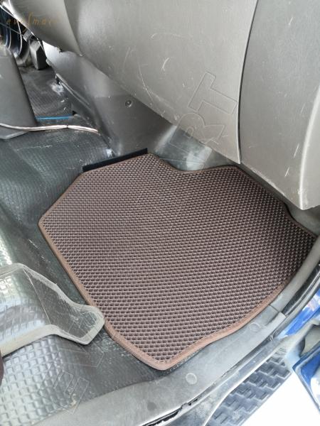 Hyundai Porter II 2005 - н.в. коврики EVA Smart
