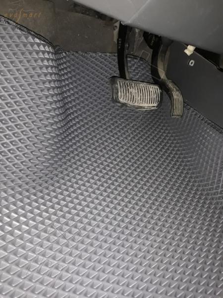 Hyundai Santa Fe I Classic вариант макси 3d 2000 - 2012 коврики EVA Smart