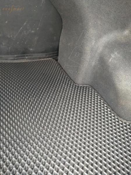 Hyundai Solaris I коврик в багажник седан 2011 - 2017 EVA Smart