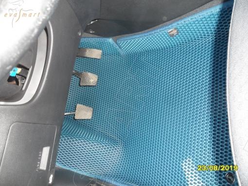 Hyundai Solaris I 3д макси 2011 - 2017 коврики EVA Smart