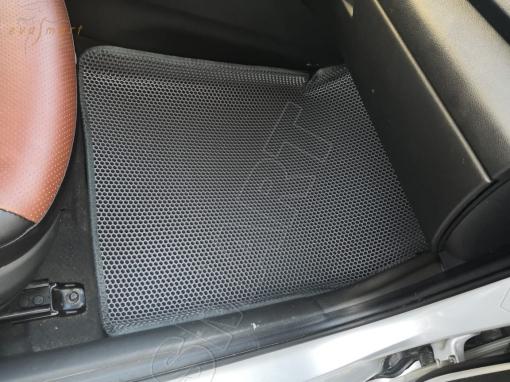 Hyundai Solaris II вариант макси 3D 2017 - н.в. коврики EVA Smart