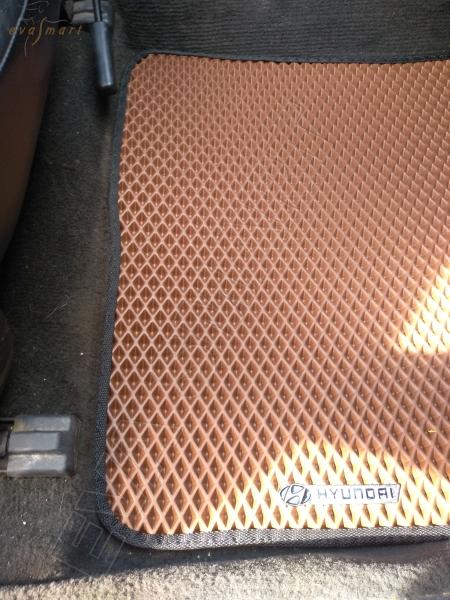 Hyundai Sonata IV 2001 - 2012 коврики EVA Smart