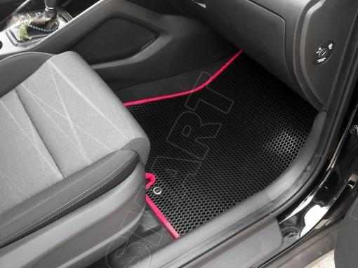 HyundaiTucson 2015 - н.в. коврики EVA Smart