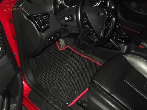 Hyundai Veloster I 2011 - 2015 коврики EVA Smart