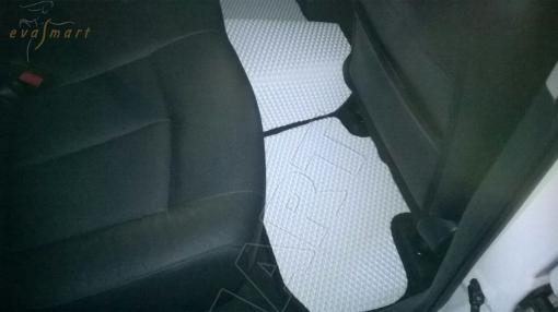 Nissan Leaf I ELECTRO CVT хэтчбек 5дв 2010 - 2016 коврики EVA Smart