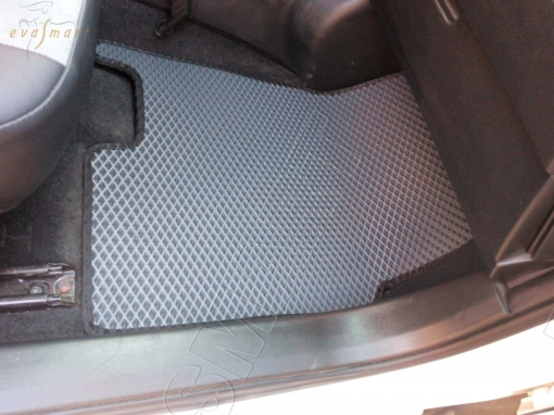 Nissan Qashqai J10 +2 2007 - 2014 коврики EVA Smart