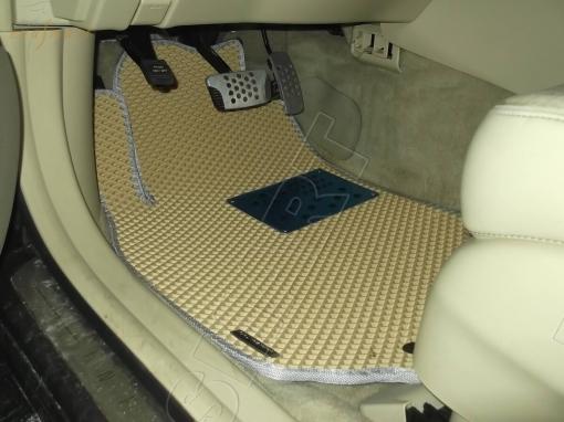 Infiniti FX I 2003 - 2009 коврики EVA Smart