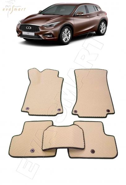 Infiniti Q30 2015 - н. в. Автоковрики 'EVA Smart'