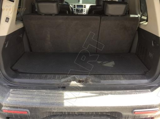 Infiniti QX56 I Рестайлинг 2007-2010 коврик в багажник EVA Smart