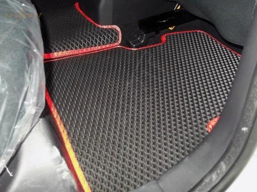 Jac S5 (Eagle) кроссовер 2013 - н.в. Автоковрики 'EVA Smart'