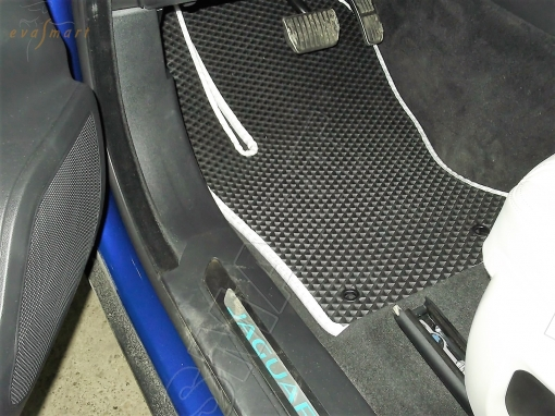Jaguar F Pace 2016 - н.в. коврики EVA Smart