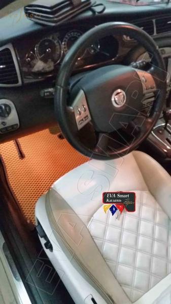 Jaguar X-Type 2001 - 2010 коврики EVA Smart