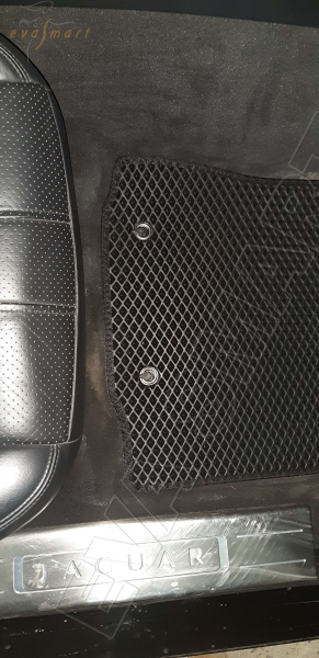 Jaguar XJ IV (X351) 2009 - 2015 коврики EVA Smart