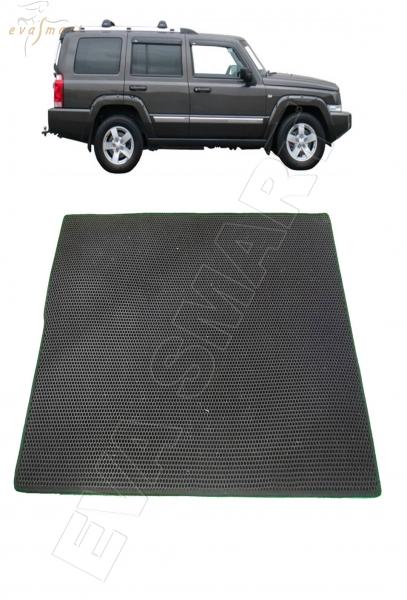 Jeep Commander 2005 - 2010 коврик в багажника EVA Smart