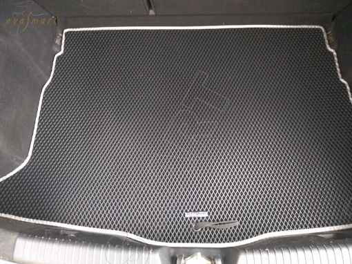 Kia Ceed II хэтчбек 2012 - 2018 коврик в багажник EVA Smart