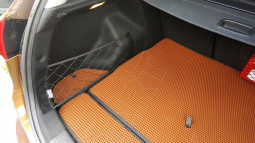 Kia Ceed II 2012 - 2018 коврики EVA Smart