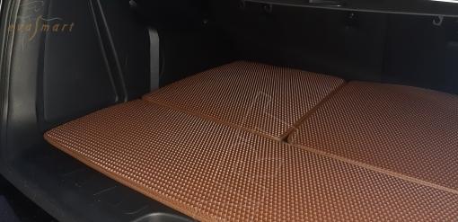 Kia Mohave 7 мест 2008 - н.в. коврик в багажник EVA Smart