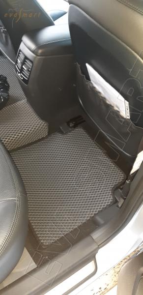 Kia Optima III 2010 - 2016 коврики EVA Smart