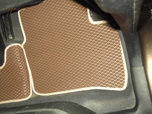 Kia Picanto II 2011 - 2017 коврики EVA Smart
