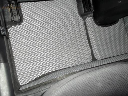 Kia Rio I 2000 - 2005 коврики EVA Smart