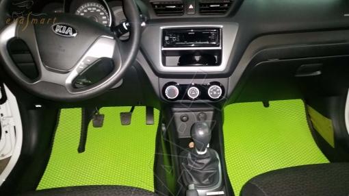 KiaRio III2011 - н. в. Автоковрики 'EVA Smart'