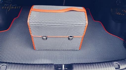 Kia Rio III 2011 - 2017 коврики EVA Smart