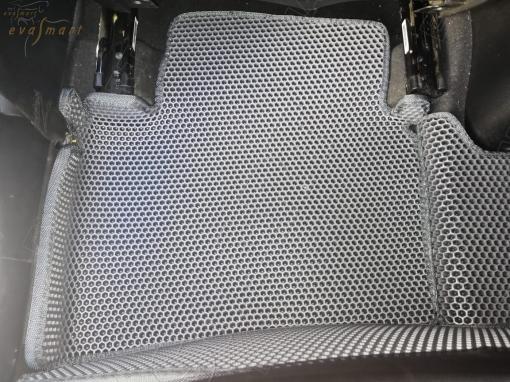 Kia Rio IV вариант макси 3d 2017 - н.в. коврики EVA Smart
