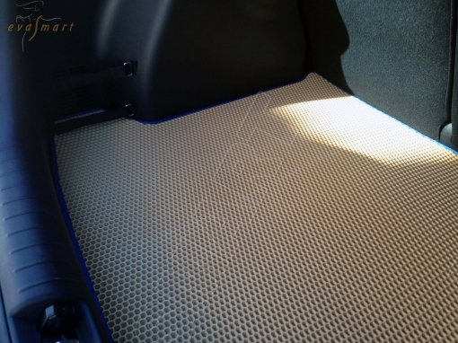 Kia Rio X (X-line) 2017 -  коврики EVA Smart