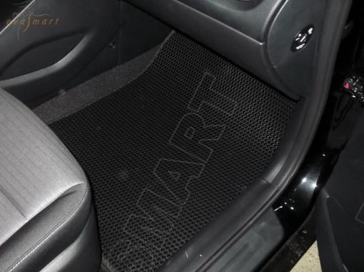 Kia Сerato III 2013 -  н. в. Автоковрики 'EVA Smart'