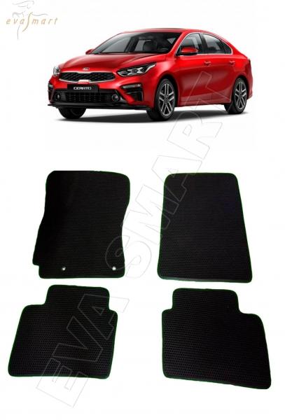 Kia Сerato IV 2018 - н. в. Автоковрики 'EVA Smart'
