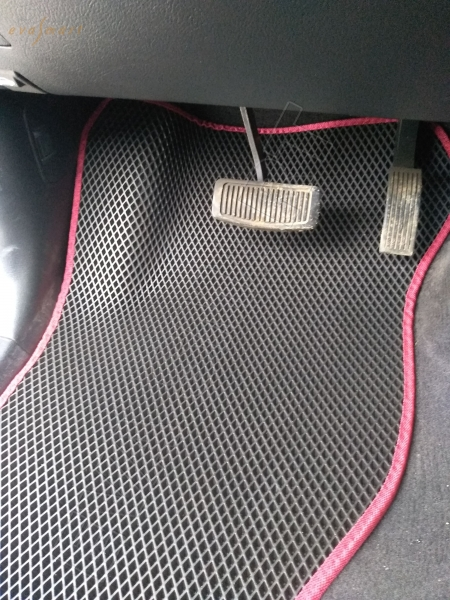 Kia Sorento I 2002 - 2009 коврики EVA Smart