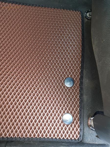 Kia Sorento II 2009 - 2012 коврики EVA Smart