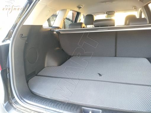 Kia Sorento III Prime 5 мест 2014 - 2020 коврик в багажник EVA Smart