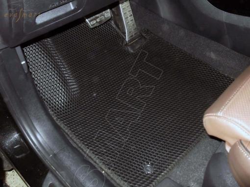 Kia Sorento III Prime 5 мест 2014 - 2020 коврики EVA Smart