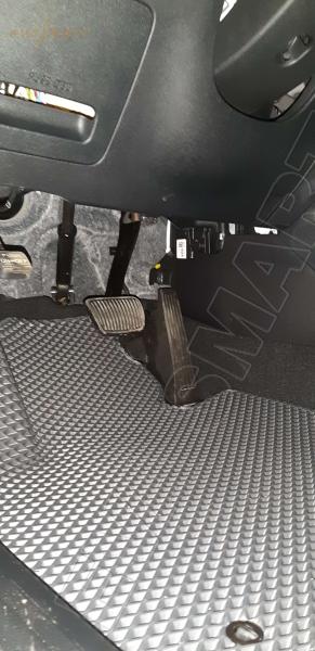 Kia Sorento IV 5 мест 2020 - н.в. коврики EVA Smart