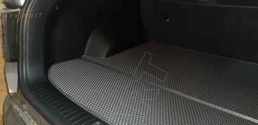 Kia Sorento IV 5 мест 2020 - н.в. коврик в багажник EVA Smart