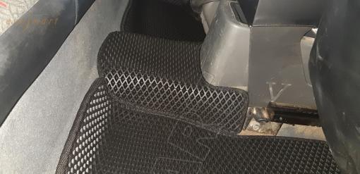 Kia Spectra вариант макси 3d 2005 - 2011 коврики EVA Smart