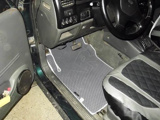 Kia Sportage I 1999 - 2004 Автоковрики 'EVA Smart'