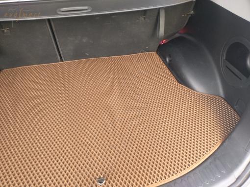 Kia Sportage III 2010 - 2015 коврик в багажник EVA Smart