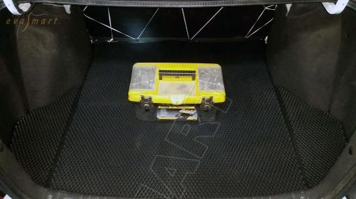 Lada Granta 2011 - 2018 коврик в багажник седан EVA Smart
