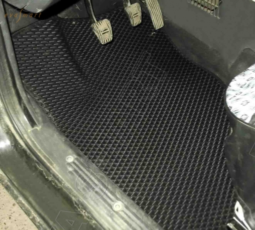 Lada Kalina 2004 - н.в. коврики EVA Smart
