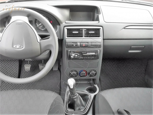 LadaPriora2007 -  н. в. Автоковрики 'EVA Smart'