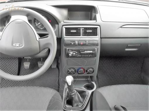 Lada Priora 2007 - н. в. Автоковрики 'EVA Smart'