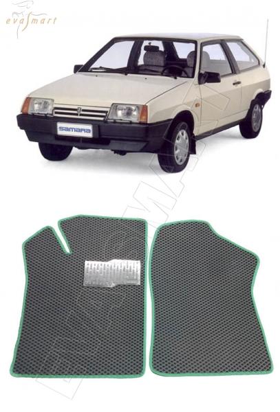 Lada Samara 2108 1984-2014 Автоковрики 'EVA Smart'