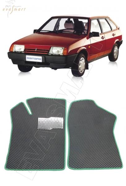 Lada Samara 2109 1987-2011 Автоковрики 'EVA Smart'