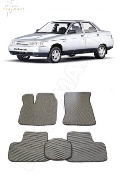 Lada Samara 2110 1995-2014 Автоковрики 'EVA Smart'