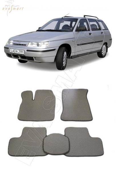 Lada Samara 2111 1998-2011 Автоковрики 'EVA Smart'