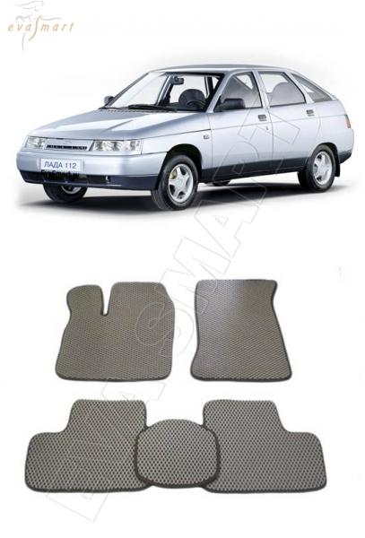 ВАЗ-2112 1999 - 2008 коврики EVA Smart