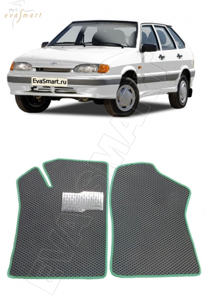 Lada Samara 2114 2001-2013 Автоковрики 'EVA Smart'
