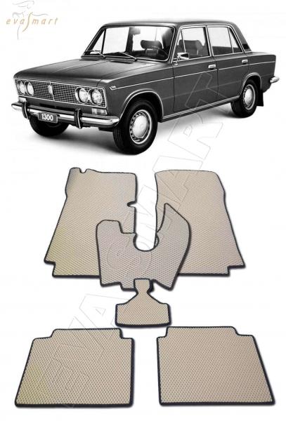 LADA (ВАЗ) 2103 (Жигули) 1972 - 1984 Автоковрики 'EVA Smart'